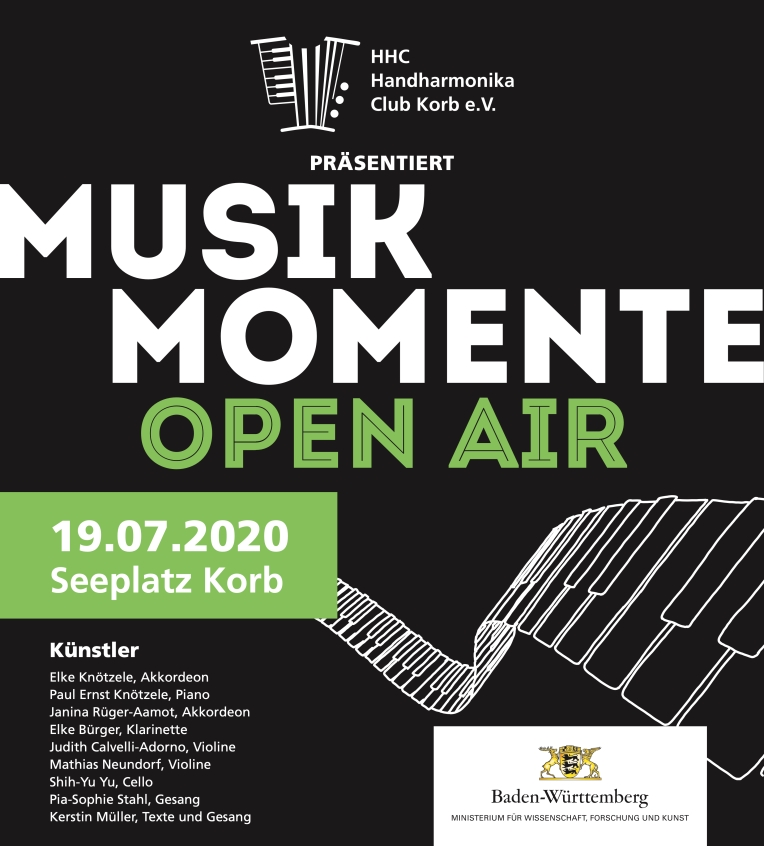 MusikMomente Open Air 2020
